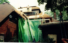 Roofing site